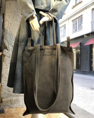 Tote bag kaki MM6 M. Margiela