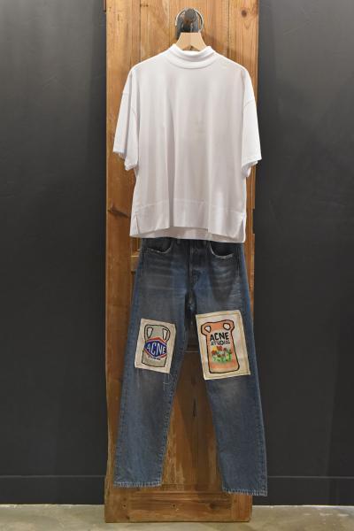 T-shirt et jean