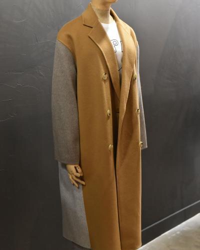 Manteau 3 couleurs