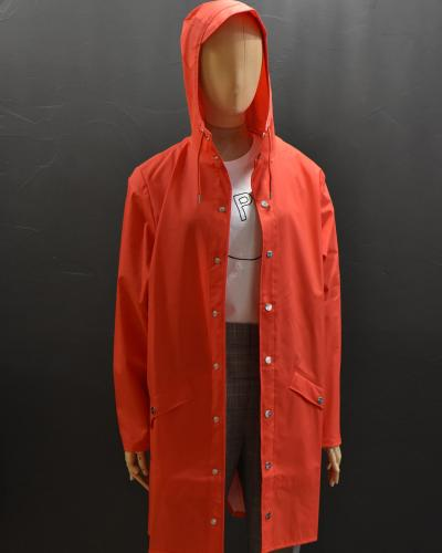 Imperméable Long Jacket red