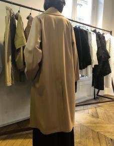 Manteau camel ou noir Y's Y. Yamamoto