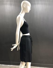 Jupe courte noire