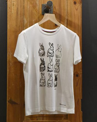 T-shirt lapins