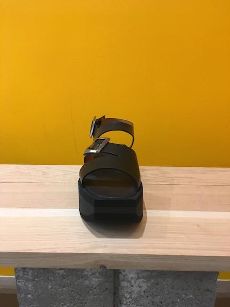 Sandales Ulysse compensées